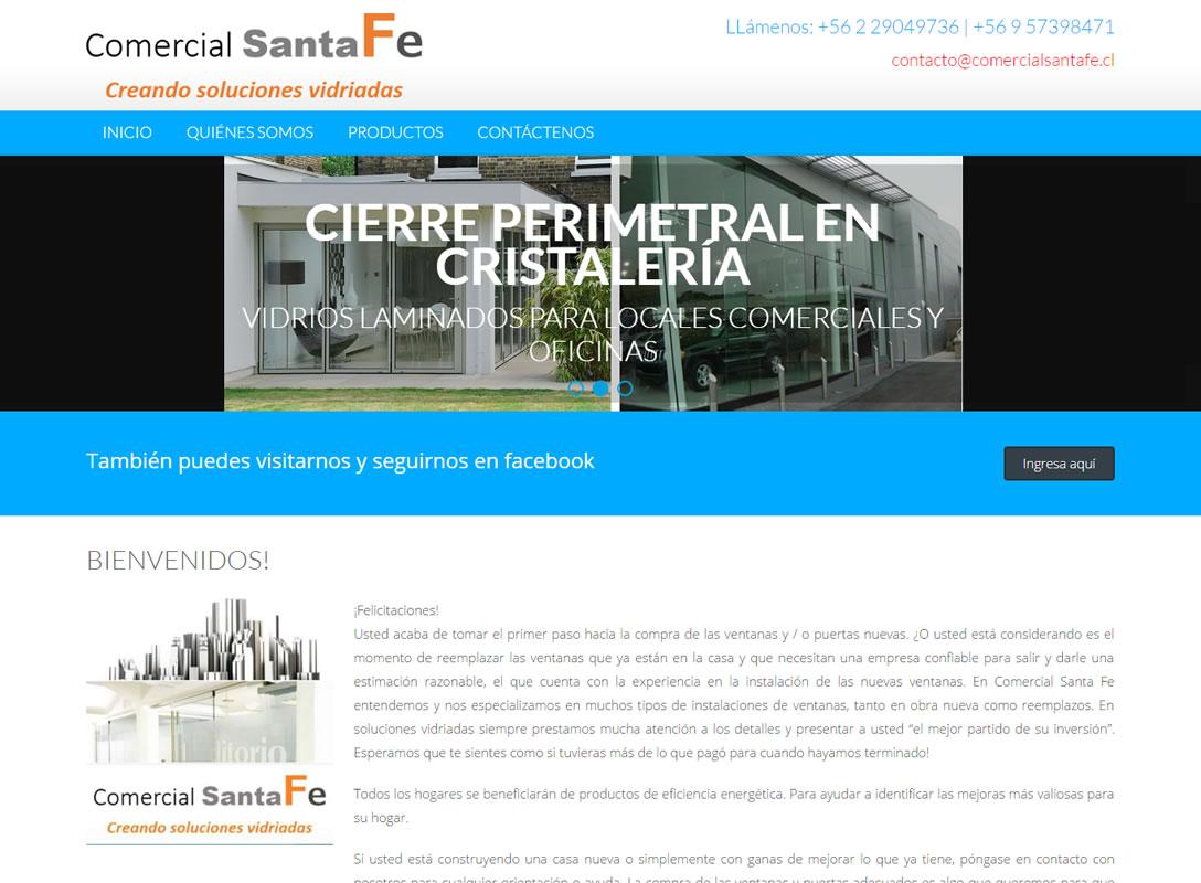 Comercial Santa Fe