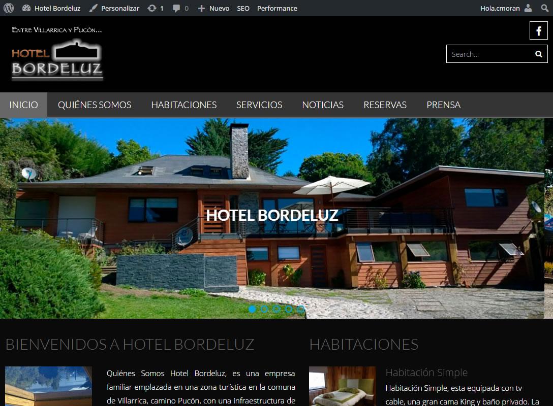 Hotel Borde Luz